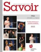 Prix d'excellence de la FCSQ 2016-2017
