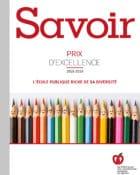 Savoir Automne 2019 - Prix d'excellence de la FCSQ 2018-2019