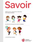Magazine Savoir décembre 2020
