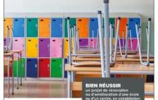 Rénovation dans les écoles